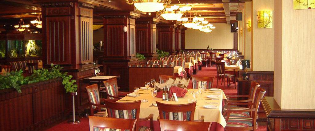 Обзавеждане за ресторанти и заведения