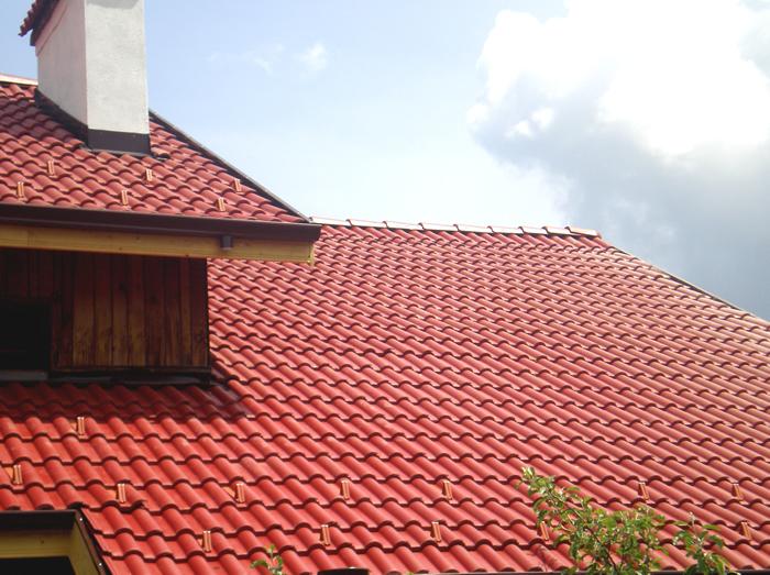 Видове покривни конструкции