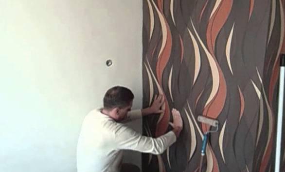 Фирма за облепване с тапети на стени